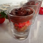 No bake three layer pudding