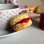 Egg Less Scones