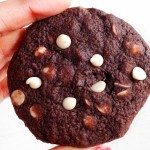 Untilmate dark chocolate chip cookies