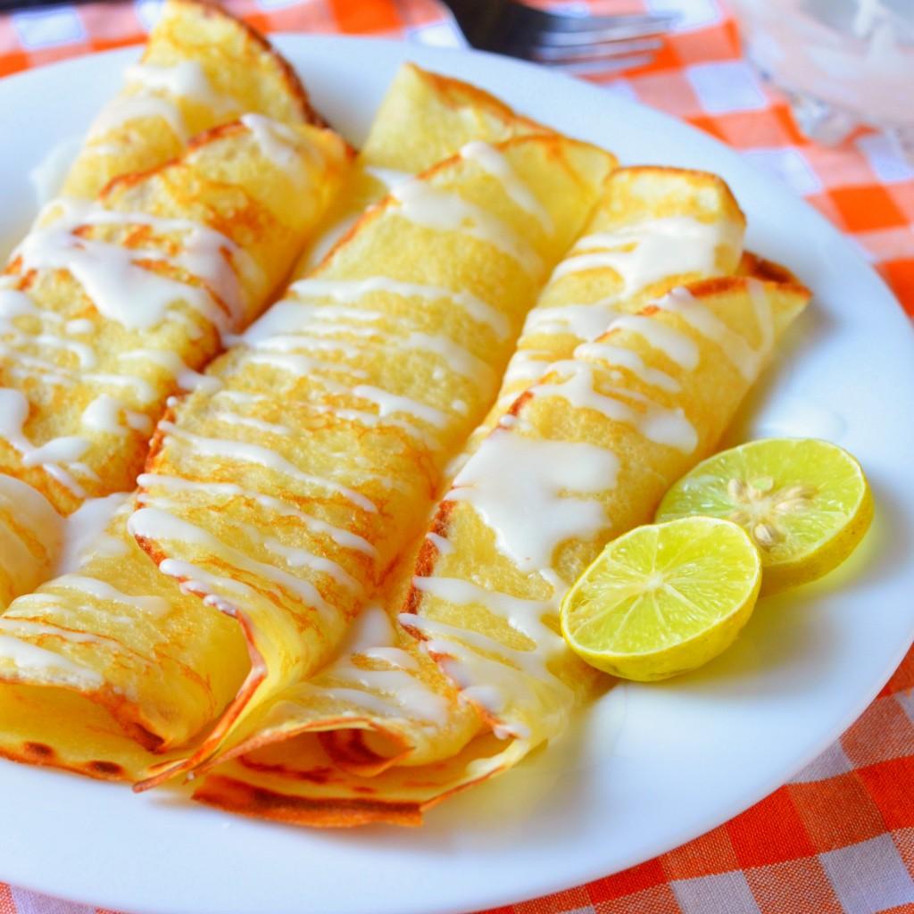 Lemon Crepes