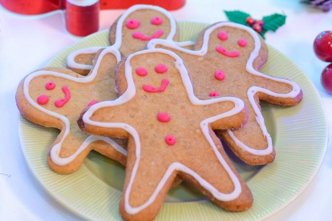Gingerbread Cookies – 2 Ways