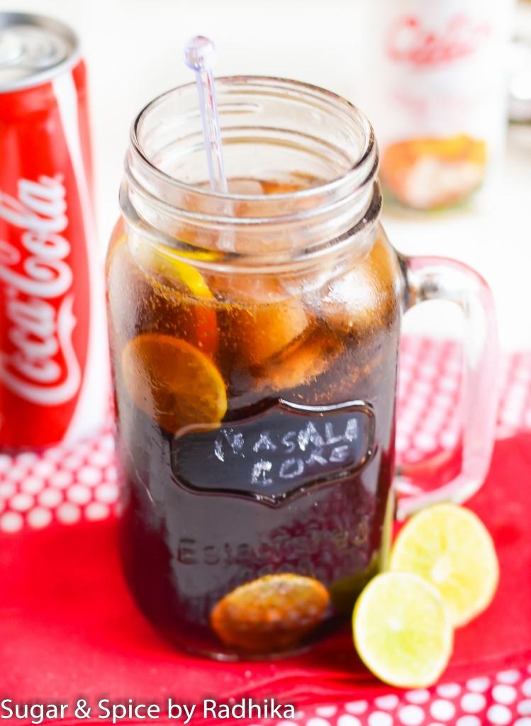 Masala Coke