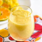 Mango and Orange Smoothie