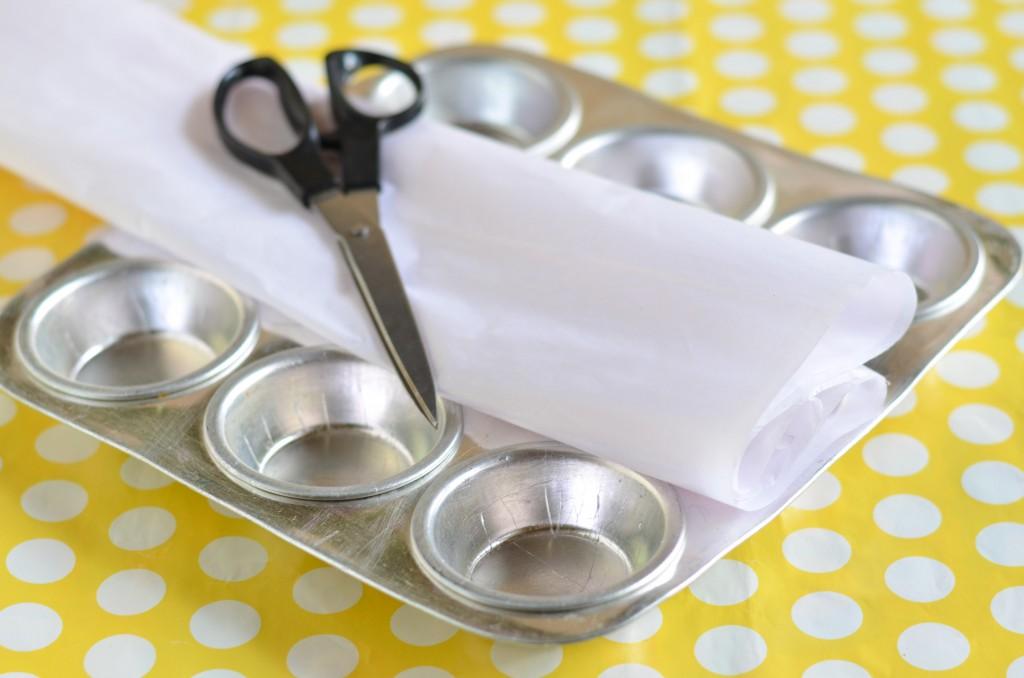 DIY Cupcake Liners