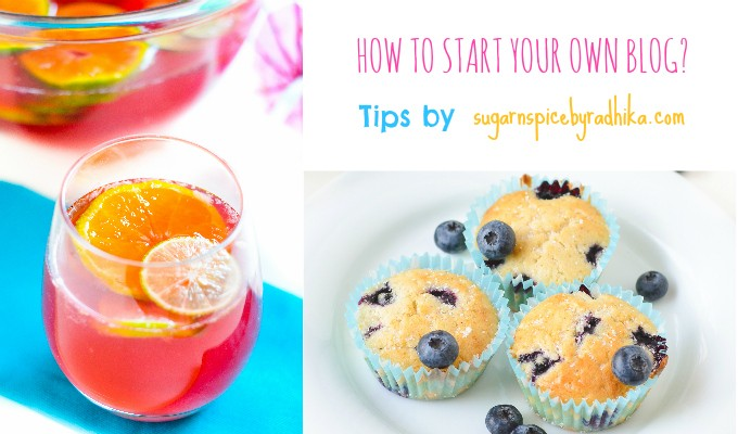 How To Start Your Own Blog (Part 1)