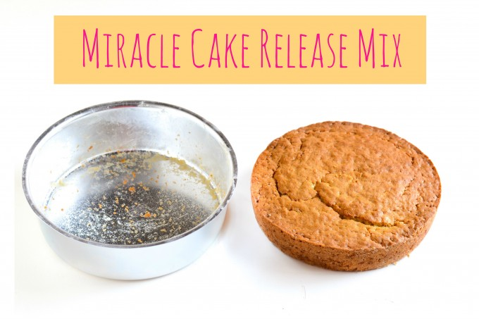 Miracle Cake Release Mix