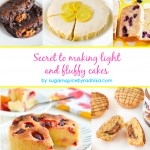 Secrets to Making Light and Fluffy Cakes