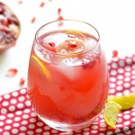 Pomegranate Lemonande