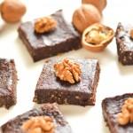 No-Bake Vegan Flourless Brownies