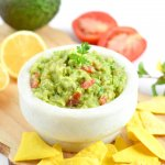 Quick and Easy Guacamole Dip