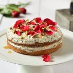 Cardamom and Maple Cake