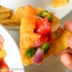 Summery Mango Salsa