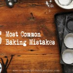 5 Most Common Baking Mistakes