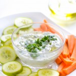 Homemade Greek Tzatziki Dip