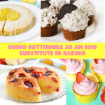 Using Buttermilk as an Egg Substitute in Baking