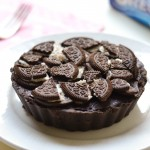 No-bake oreo tart
