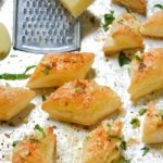 Garlic Puffs